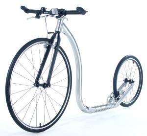 Race MAX.20, silver